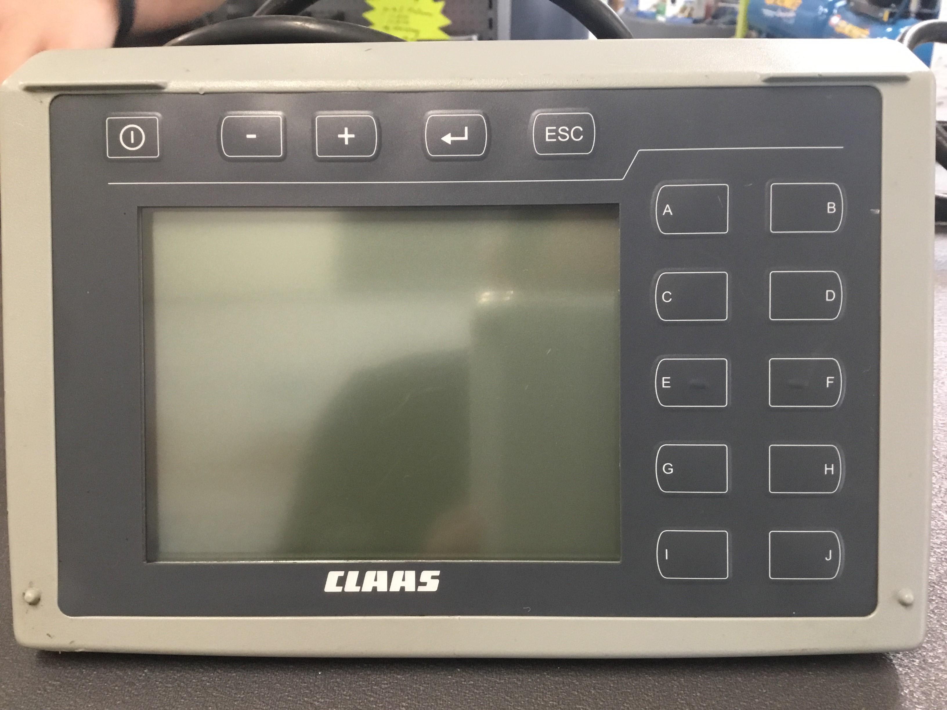 CLAAS - VARIANT 480 RF