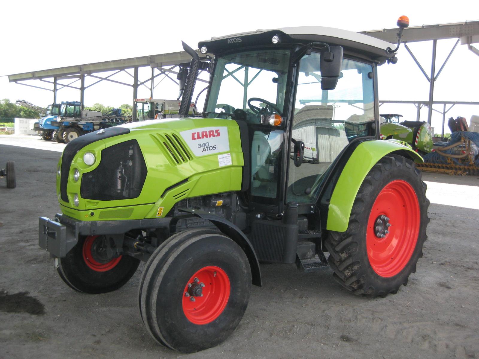 CLAAS - ATOS 340